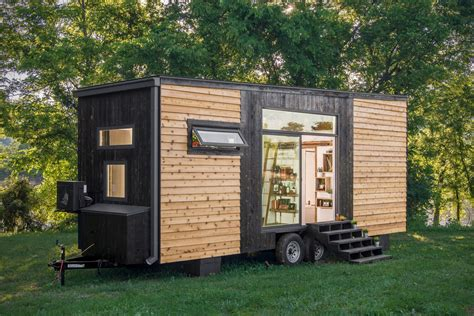 Little Homes | alpha tiny house by new frontier hiconsumption