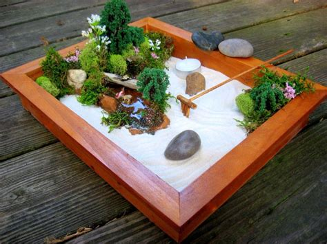 Mini Zen Garden by Mini Zen Garden Bonsai Gardens Search And Zen