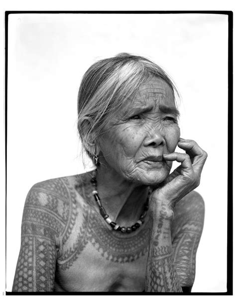 tattooed old lady 17 best ideas about philippines on