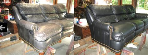 leather vinyl upholstery repair fibrenew halifax florida