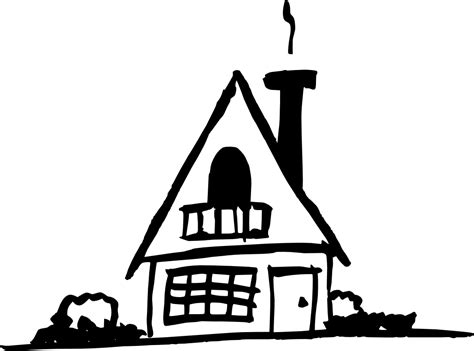 house drawing png transparent onlygfxcom