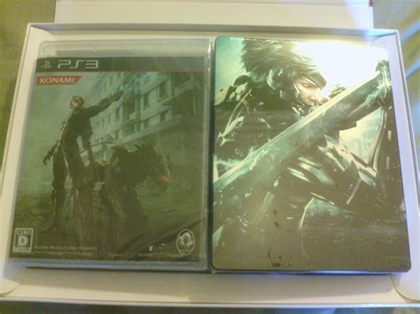 Special Topi 46 Blue Limited Edition 1 metal gear rising revengeance limited