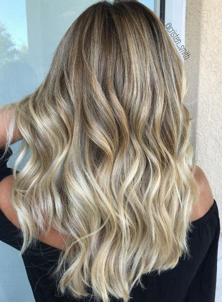 everyday hairstyles blonde wheat toast and buttered blonde highlights hair