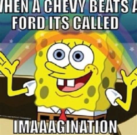 Ford Sucks Memes - when a chevy beats a ford ford truck love pinterest
