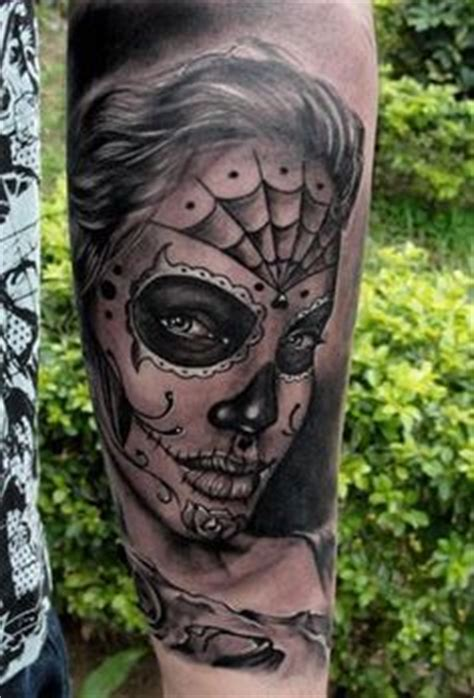 1000 Images About Tattoos On Pinterest Dia De Day Of Dia De Los Muertos Tattoos Ideas