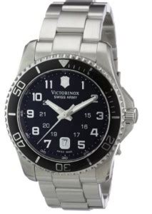 Swiss Army Sa2277 Black Silver victorinox swiss army s 241436 maverick stainless steel black citizen watches