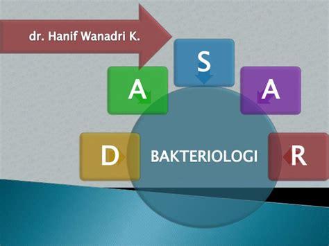 Bakteriologi Konsep Konsep Dasar bakteriologi