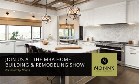 Mba Building Home Improvement Show nonn s sponsors the 2018 mba home building remodeling show