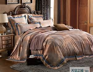 Gold Bedding Sets King Size 2015 Jacquard Bedding Set King Size Export Quality