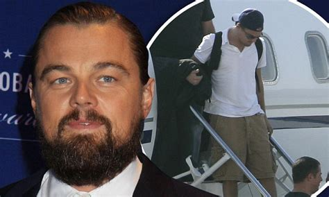 Leonardo Dicaprio To In Documenting Enron by Leonardo Dicaprio Took Jet Roundtrip Six Times In