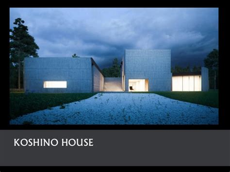 House Plan App tadao ando koshino house
