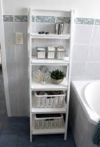 Small Bathroom Shelves Ideas Portable Floating Vertical Furniture Shelves And Rattan Basket Storage For Tiny Bathroom Spaces