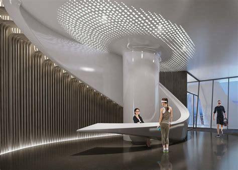 Zaha Hadid Interior | zaha hadid s interiors for one thousand museum in miami