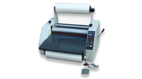 Mesin Laminating Press mesin laminasi high press premium 520 pressure dan
