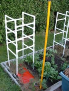 Pvc tomatoe cages pvc tomato cages or cucumber and squash for climb