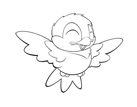 coloring pages small birds free coloring pages of little bird