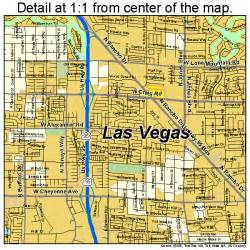 Map Las Vegas Nv by Las Vegas Nevada Street Map 3240000