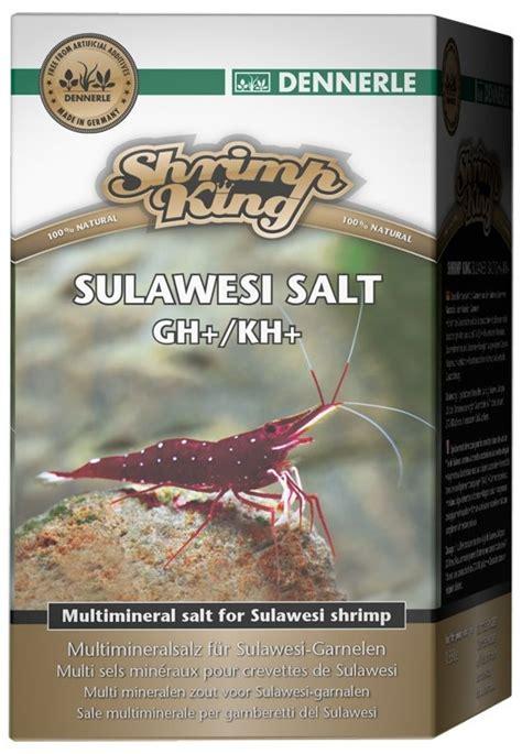 Dennerle Shrimp King Sulawesi Salt Ghkh morska sul do akvaria hledejceny cz