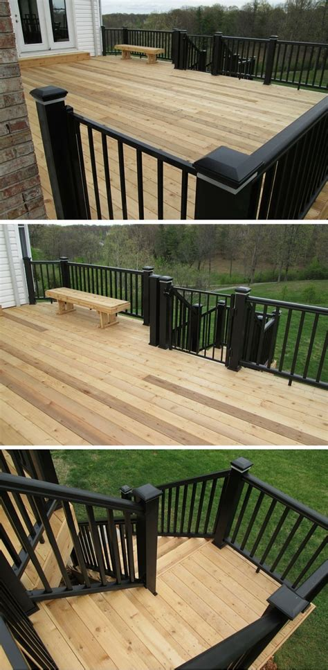 composite natural 138 best composite low maintenance deck ideas images on