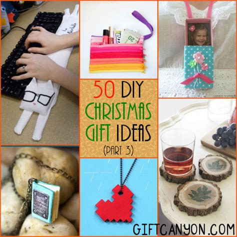 50 diy christmas gift ideas you should start creating now