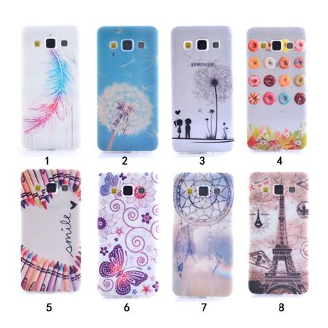 Samsung J1 Ultrathin Thin Silicon Silikon Samsung Murah soft tpu cover beautiful dandelion tower pattern