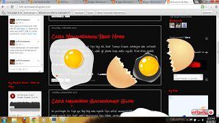 membuat blog menjadi keren cara membuat blog menjadi keren