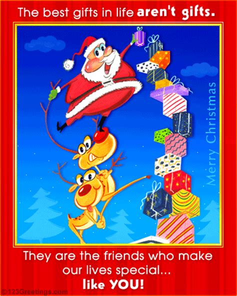christmas gifts arent   friends ecards