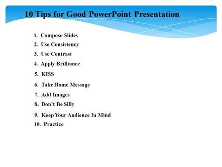 Powerpoint Presentation Advice Ppt Download Great Powerpoint Slides