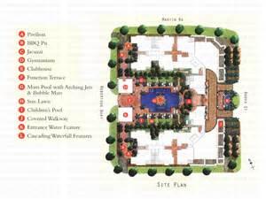 robertson 100 site plan
