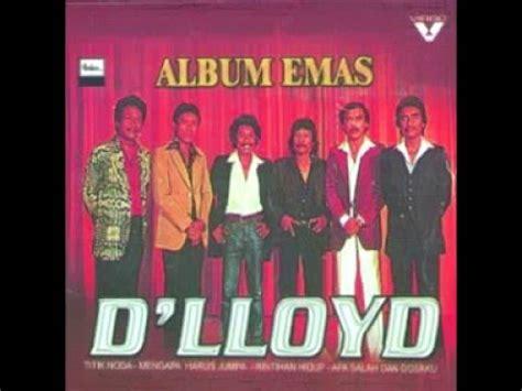 Cd Mansyur S Album Emas 1 album emas d lloyd mp4 webm play