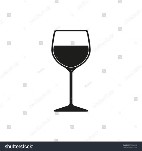 glass svg wine glass icon vector www pixshark com images