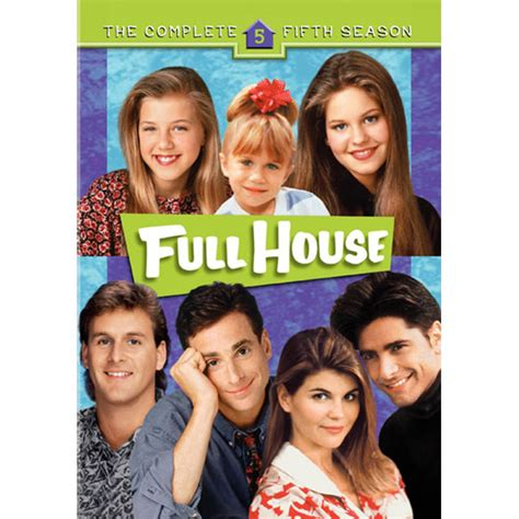 full house season 7 full house the complete fifth season dvd