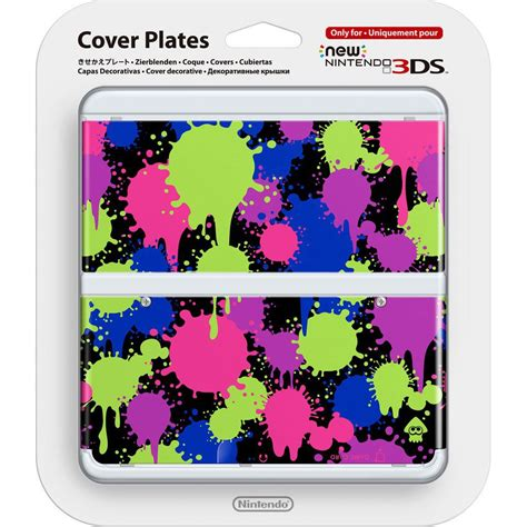 Nds Cover Plate For Nintendo Ds Lite 5 new nintendo 3ds cover plate 26 nintendo official uk store