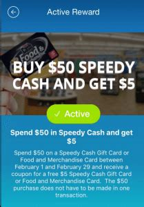 Speedway Gift Cards - speedway 5 gift card with 50 gift card purchase stack with points doctor of credit