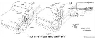 Ford Brake System Light Disc Brake P Valve Warning Light Ford Truck Enthusiasts