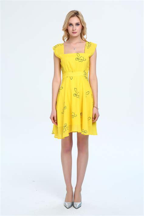 emma stone yellow la la land dress la la land mia costumes dress emma stone yellow dress