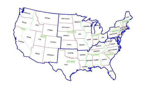 Us Regions Worksheets by Regions Of The United States 5 Complete Units With