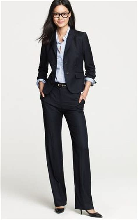 comfortable business casual attire great suit professional interview attire women