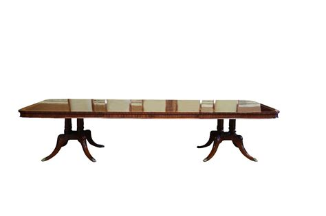 dining table for 16 high end large mahogany dining table seats 12