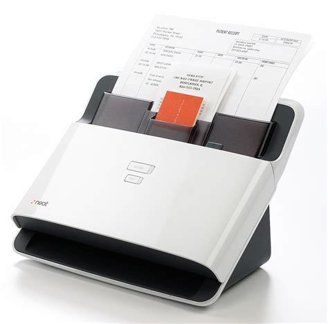Desk Organizer Scanner Neatdesk Desktop Scanner Digital Filing System Review Computershopper