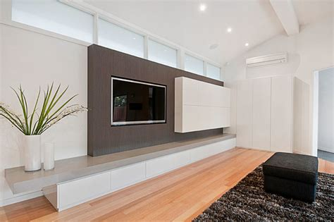 modern built in tv cabinet built in tv cabinets melbourne cabinets matttroy