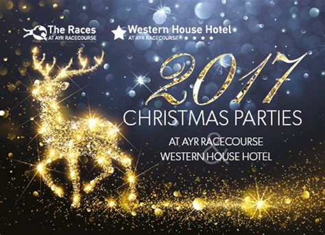 christmas party nights at ayr racecourse ayr racecourse