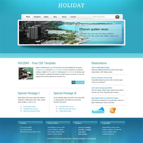 free psd website templates for business 20 pixel perfect free psd