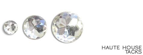 rhinestone upholstery tacks rhinestone crystal and metallic upholstery tacks