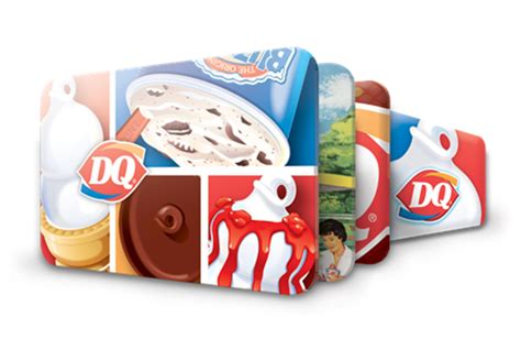 Dairy Queen Gift Card Balance - gift cards gear give the gift of eats treats drinks