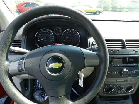 2009 Cobalt Interior by 2009 Chevrolet Cobalt Pictures Cargurus