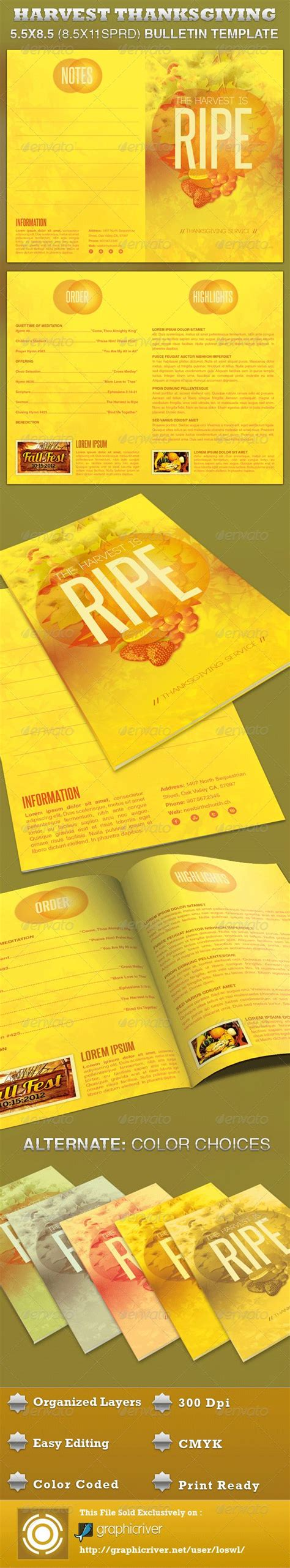 17 Best Images About Church Bulletin Templates On Pinterest Program Template Flyer Template Church Program Template Graphics