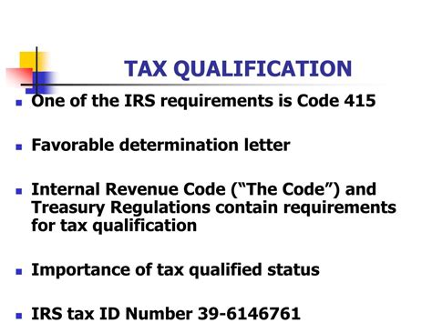 Revenue Code Section 415 by Ppt Milwaukee County Employees Retirement System