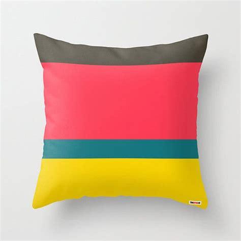 Modern Accent Pillows Stripes Decorative Throw Pillow Cover Modern Accent