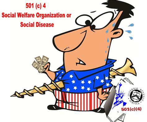 section 501 c 4 big education ape 501 c 4 social welfare organization